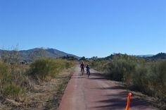 Via Verde de la Sierra, Cadix - Andalousie (Espagne)