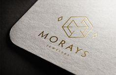 логотип для магазина ювелирных изделий и элитных часов