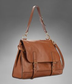 fae25dae7b1e YSL Montmartre Bag in Medium Brown Textured Leather