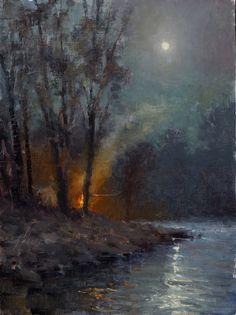 Full Moon Night | Jason Sacran