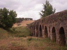 Roman Bridge, Alentejo, Portugal