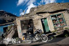 One stop shopping in Spiti Leh