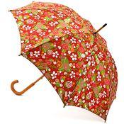Rose Cottage - Ladies Long Umbrella from Julie Dodsworth