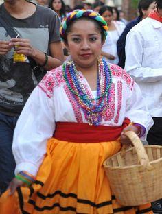 Ejutla Woman Oaxaca by Teyacapan, via Flickr