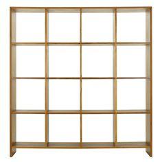 Sharp Edge Square Shelf 4x4 / シェルフ / CHLOROS