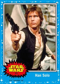 Topps Star Wars Card - Google Search