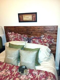 Picture of Build a $40 Headboard