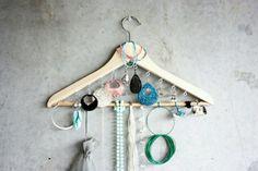 Cintre porte bijoux