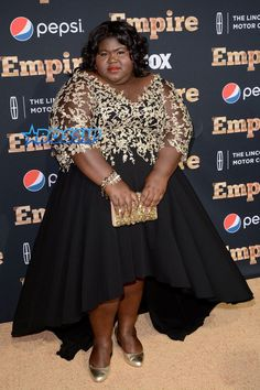 precious gabby – Yahoo Image Search Results - All About Vestidos Plus Size, Plus Size Gowns, Plus Size Outfits, Look Plus Size, Curvy Plus Size, Curvy Celebrities, Full Figure Dress, Mode Plus, African Traditional Dresses