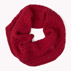 Tommy Hilfiger Solid Snood - tango red (Red) - Tommy Hilfiger Accessories - main image