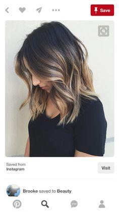 Corte de cabello y color More