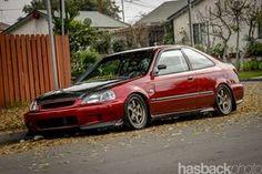 Honda Civic EJ Coupe Tuning