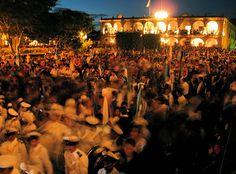 Actividades del 15 de Septiembre en La Antigua Guatemala