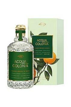4711 Acqua Colonia Blood Orange & Basil Maurer & Wirtz perfume - a fragrance for women and men 2010 Perfume And Cologne, Perfume Bottles, Mens Perfume, Replica Perfume, Cosmetics & Perfume, Body Lotions, Blood Orange, Basil, Makeup