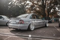 #Audi #S4 #B5 #Modified #Slammed #Camber #Stance