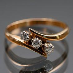 Timanttisormus, kultaa. Gold Rings, Rose Gold, Engagement Rings, Jewelry, Enagement Rings, Wedding Rings, Jewlery, Jewerly, Schmuck