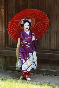 Maiko Katsuhina in May 2014 by Nakayoshi - blog