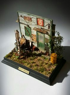 Rusty dreams (1/24 scale)  by Andreas Rousounelis
