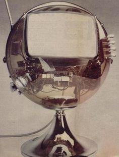 Zarach television (London), 1969.