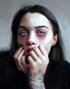 Ivana Besevic Captures Raw Emotion in Vulnerable Portraits | Illusion Magazine
