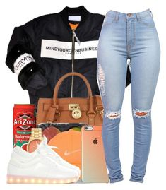 """""""2 on x Tinashe"""" by chanelesmith51167 ❤ liked on Polyvore featuring art"""