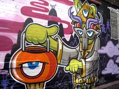 "REKA ONE (Everfresh crew) ""Good art is all in the eye of the beholder"""