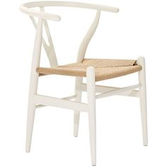 With its sexy, curvacious lines and solid beech wood construction, you can be sure everyone will love the Mineola. Oh yeah, the seat is made of a new twine called