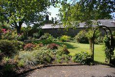 Part of lovely cottage garden @ Birtley, Sept '14