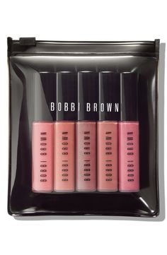 I may or may not have a set of weekly undies and I also have a Bobbi Brown Shades for Days Mini Lip Gloss Set now too! Shimmer Lip Gloss, Lip Gloss Set, Pink Lip Gloss, Bobbi Brown Lip Gloss, Bobbi Brown Lipstick, Pale Pink Lips, Red Lips, Perfume, Brown Shades