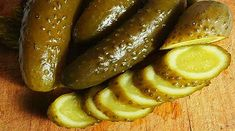 Pickles, Cucumber, Minion, Sausage, Recipies, Good Food, Food And Drink, Healthy Recipes, Drinks