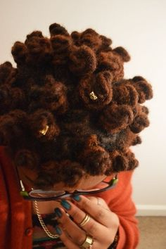 Bantu Knots | 21 Awesome Ways To Style Your Box Braids And Locs