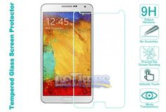 IIOZO™ Tempered Glass Screen Protector for Samsung Galaxy Note 3 : neTimes.com, Smartphones Accessories