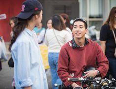 Tono Phakin Khamwilaisak One Does Not Simply, Thai Drama, Chef Jackets, Fangirl, Couples, Fashion, Hue, Moda, Fan Girl