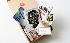 Quaterly Co YA Lit Box https://quarterly.co/products/literary-young-adult