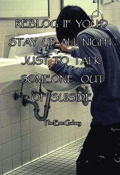 I would stay up as Long as it takes to save someone, then talk them into watching anime and reading creepy pasta