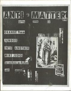 Anti-Matter 2 - 1994