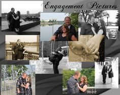 Some fun engagement pictures taken by Mr. Events in downtown Columbus Ohio.