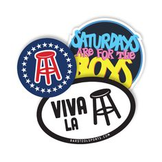 Barstool Sports Sticker Pack