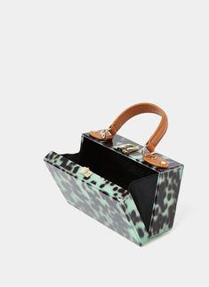 Uterqüe Belgium Product Page - Sacs - Tout afficher - Boîte léopard - 125