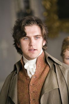 Dan Stevens, Sense & Sensibility.  (I don't watch this, but imagine Dan Stevens as Ferre.  Just add glasses!)