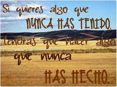 Ya sabes el secreto!!!!