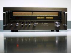 Golden Age Of Audio: Technics ST 9600 Stereo Tuner