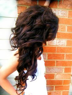 If only my hair would do that!