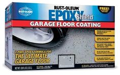 Epoxy garage floor kit purchased at sherwin williams 30 off it do it yourself garage storage click pic for various garage storage ideas 26859764 solutioingenieria Images