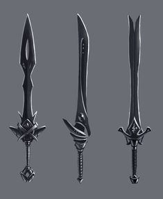Sword concept by Zoriy.deviantart.com on @deviantART