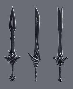 Sword concept by Zoriy.deviantart.com on @deviantART