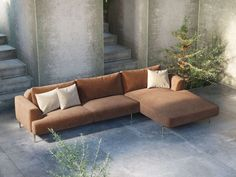 Outdoor Sectional, Sectional Sofa, Couch, Outdoor Furniture, Outdoor Decor, Celine, Design, Home Decor, Sectional Sofas
