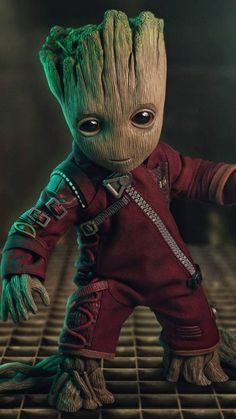 Baby Groot wallpaper by jhadial - 00 - Free on ZEDGE™