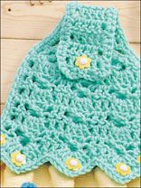 Free Crochet Patterns: Towels - Yahoo! Voices - voices.yahoo.com