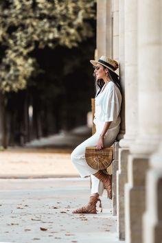 Stella Asteria all white look